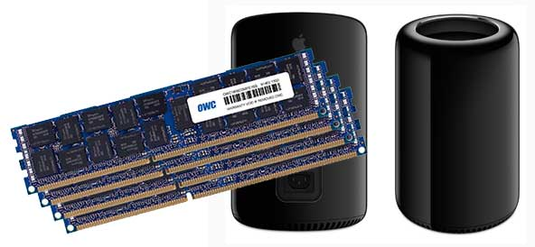 Memory RAM for Mac Pro