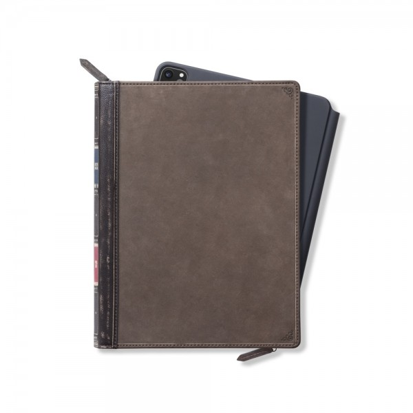 "Twelve South BookBook Cover for 12"" iPad + Keyboard, 12-2015"