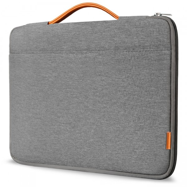 Inateck 13-13.3 Inch Macbook Air/ Macbook Pro / Pro Retina Sleeve Case - Dark Gray, LB1302