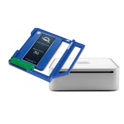 OWC Data Doubler Optical Bay Hard Drive/SSD Mounting Solution for Mac Mini 2009