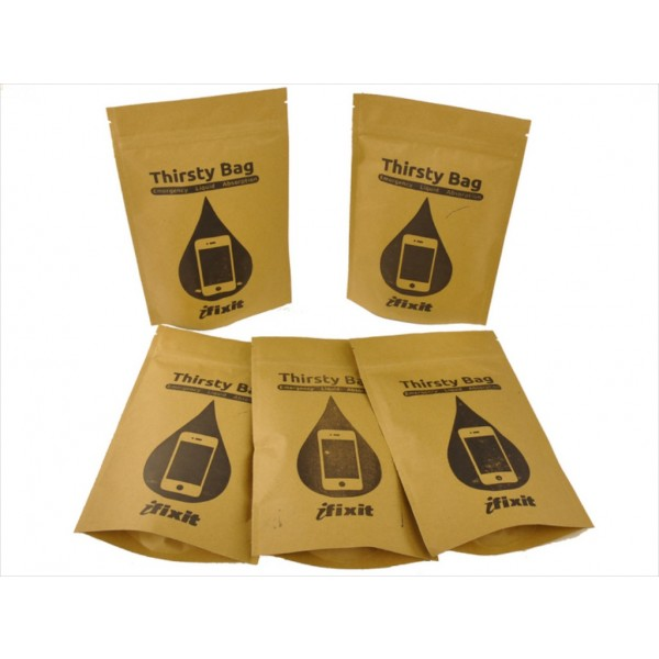 iFixit Thirsty Bag - Emergency Liquid Absorption (5 Pack), **IF145-163-2