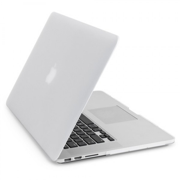 "NewerTech NuGuard Snap-On Laptop Cover for 15"" MacBook Pro with Retina Display - Clear, NWTNGSMBPR15CL"