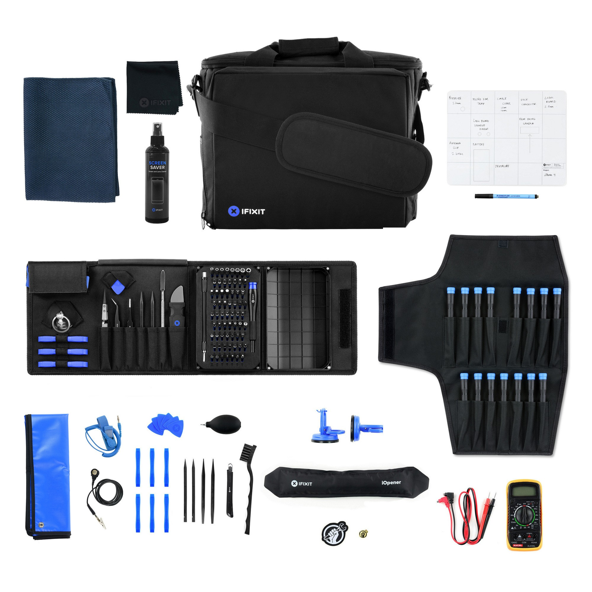 iFixit Repair Business Toolkit - 2018 Version, IF145-278-9