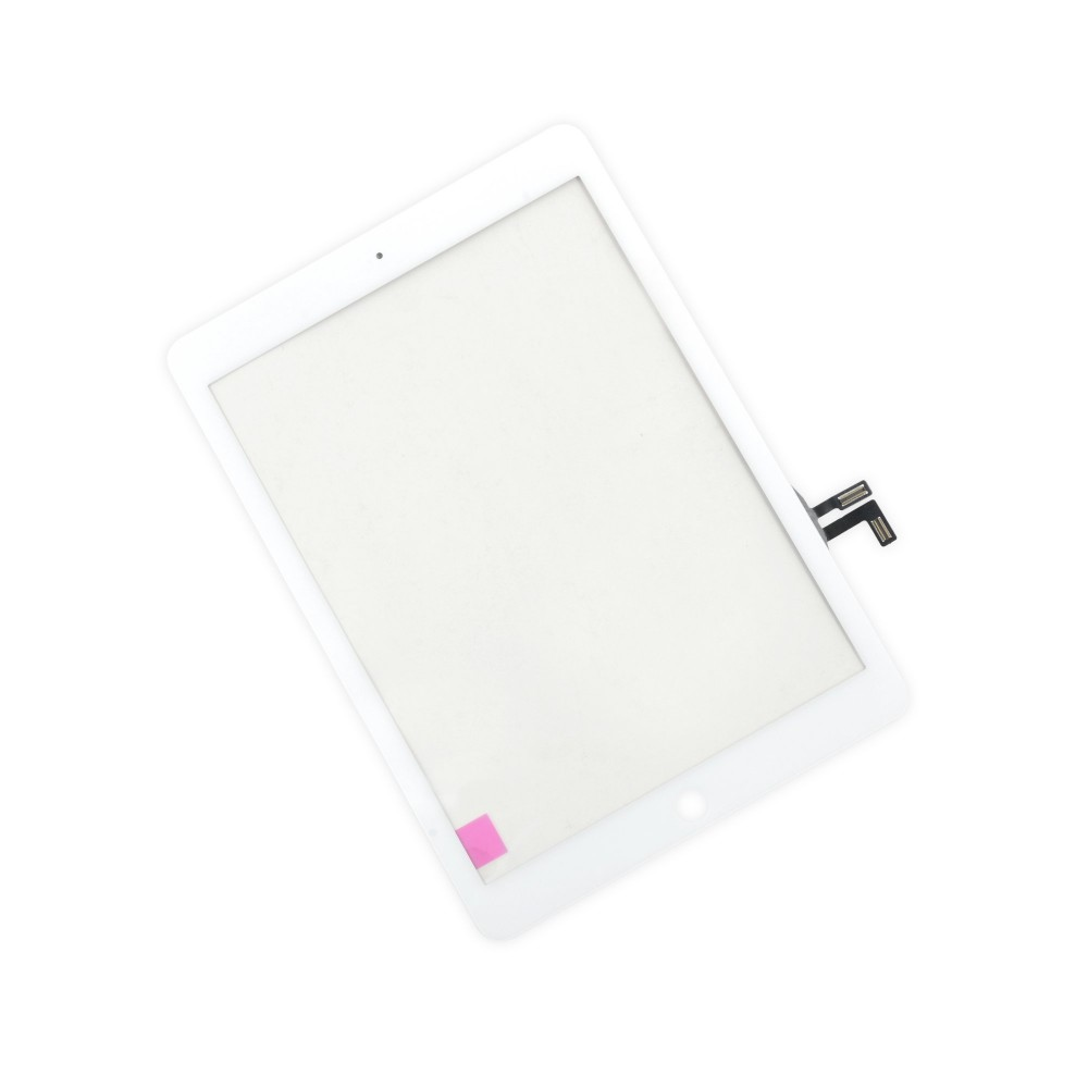 iFixit iPad 5 Front Glass/Digitizer Touch Panel - White, IF128-000-8