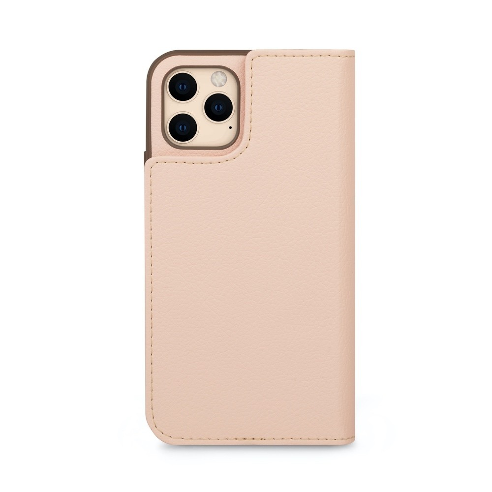 Moshi Overture Case with Detachable Magnetic Wallet for iPhone 11 Pro - Pink, 99MO091305