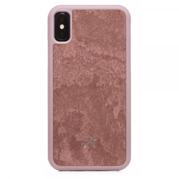 Woodcessories EcoBump Stone for iPhone XS Max - Canyon Red, sto058