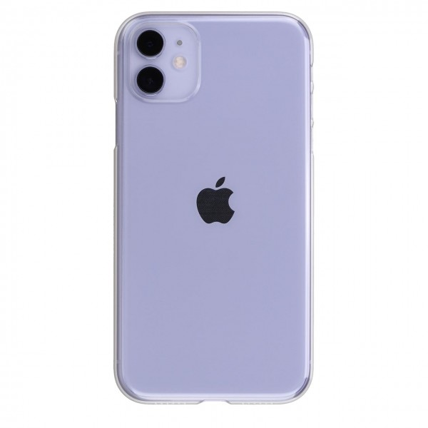 Power Support - Air Jacket for iPhone 11 - Clear, PSSK-71