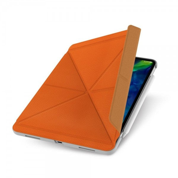 "Moshi VersaCover for iPad Pro 11"" (Gen 1 + 2) - Orange, 99MO056811"