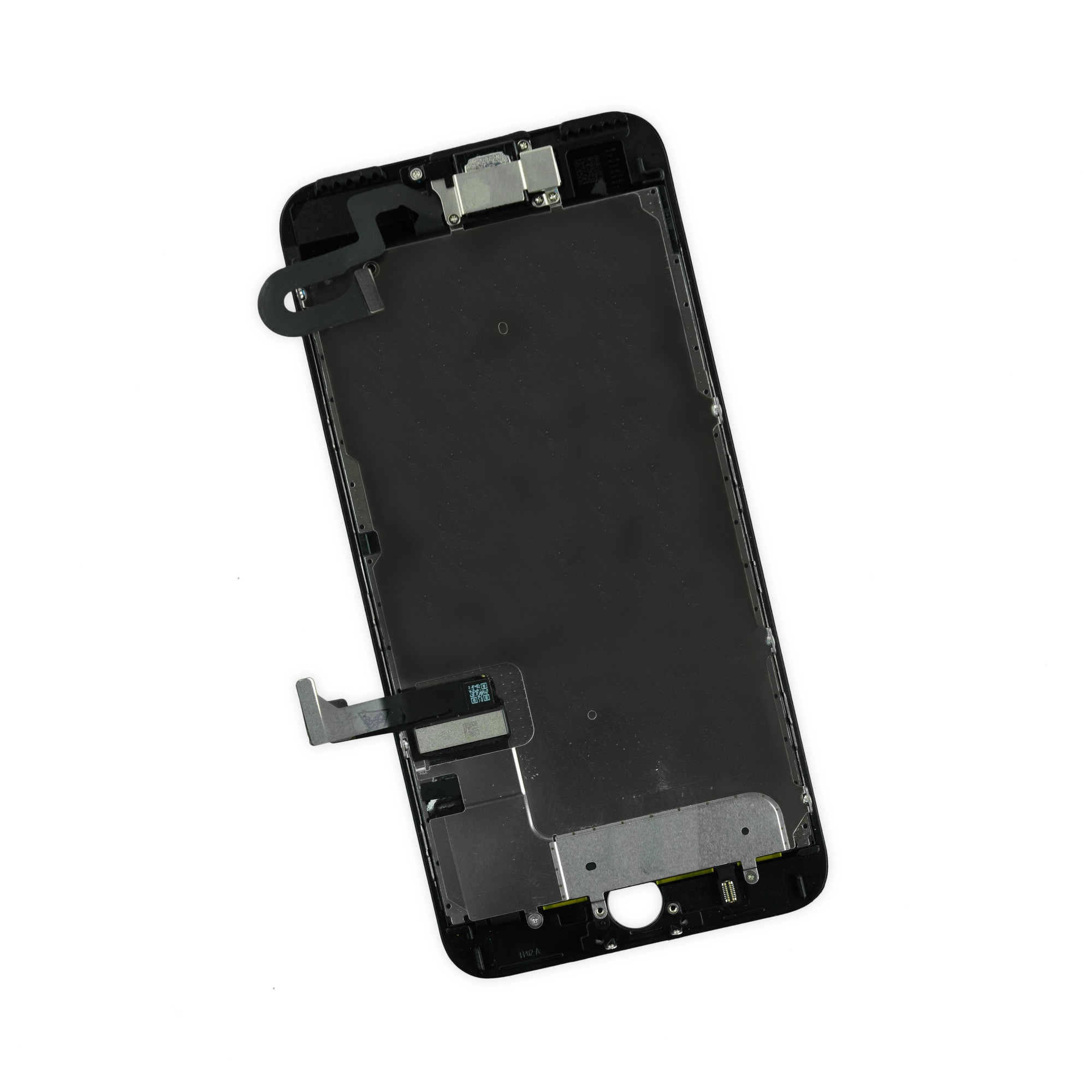 iPhone 7 Plus LCD Screen and Digitizer Full Assembly, New, Fix Kit - Black, IF333-038-3