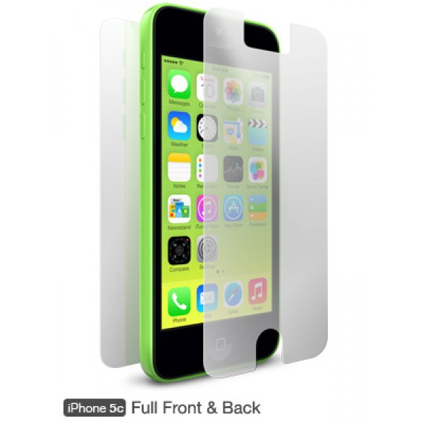 Radtech ClearCal Screen Protector / Protective Film for iPhone 5C : Anti-Glare, 5C-CLEACAL-AG