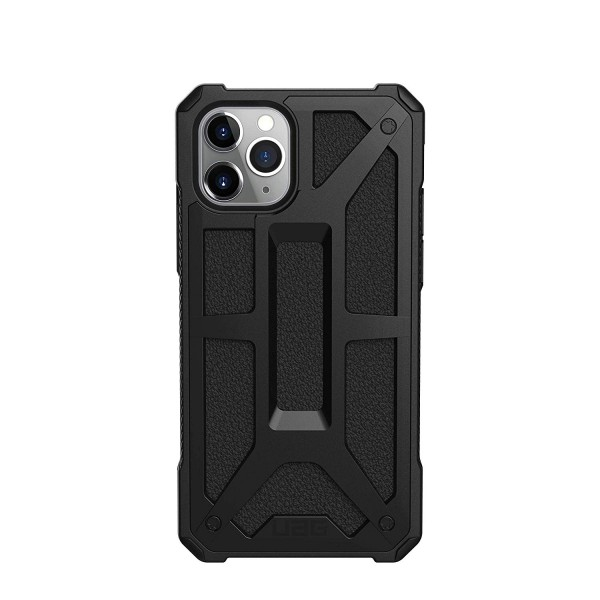 UAG Monarch for iPhone 11 Pro  Feather-Light Rugged Military Drop Tested Case - Black, 111701114040