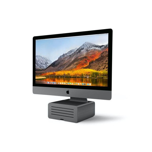 Twelve South HiRise Pro for iMac - Gunmetal, 12-1719