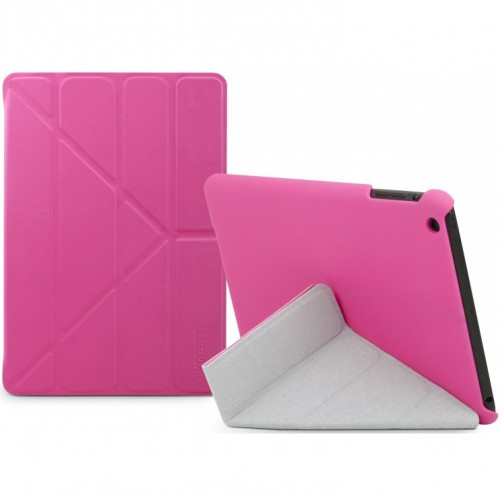 **DISCONTINUED** Cygnett Enigma Folding Case with Stand For iPad Mini - Pink