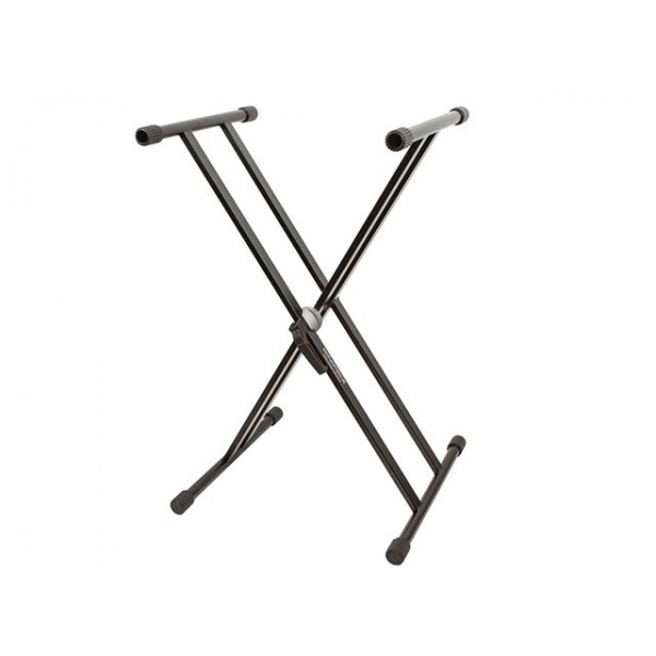 Double X-Frame Keyboard Stand, XKEY-602220