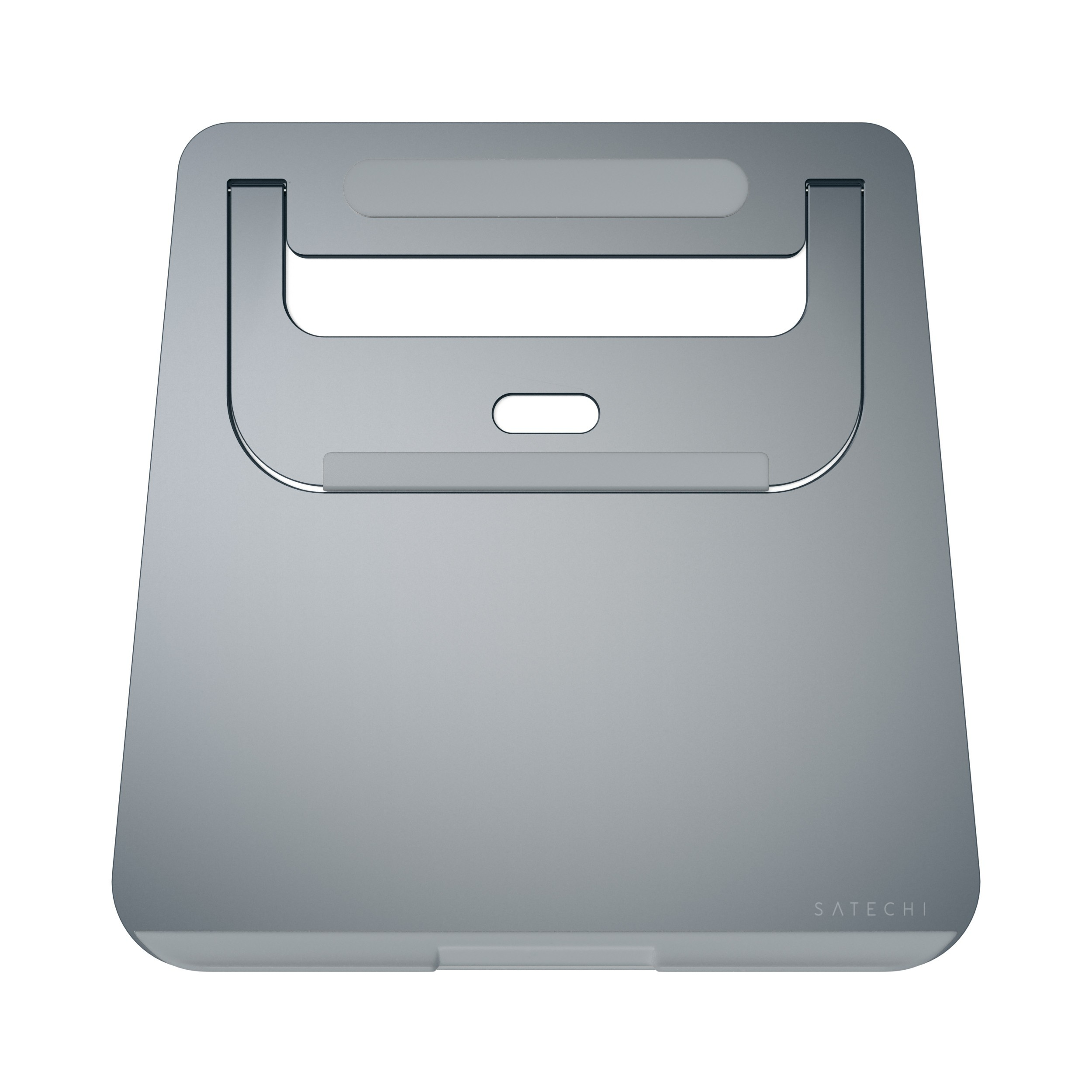 Satechi Lightweight Aluminum Portable Laptop Stand for Laptops, Notebooks, and Tablets - Space Grey, ST-ALTSM