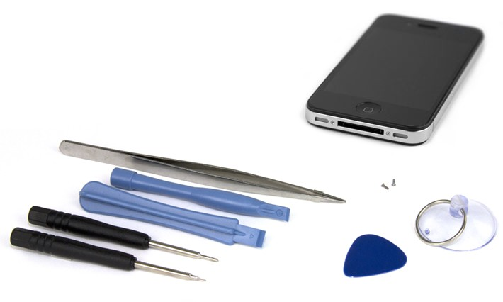 NewerTech 7 Piece Toolkit for all iPhones, NWTTOOLKITIPH4