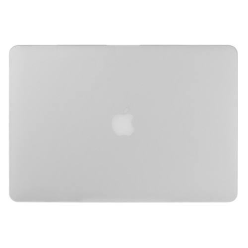 """NewerTech NuGuard Snap-On Laptop Cover for 15"""" MacBook Pro with Retina display (2012-2015) - White, NWTNGSMBPR15WH"""