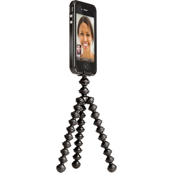 Joby Gorillamobile For iPhone 4 - Tripod Case for iPhone 4
