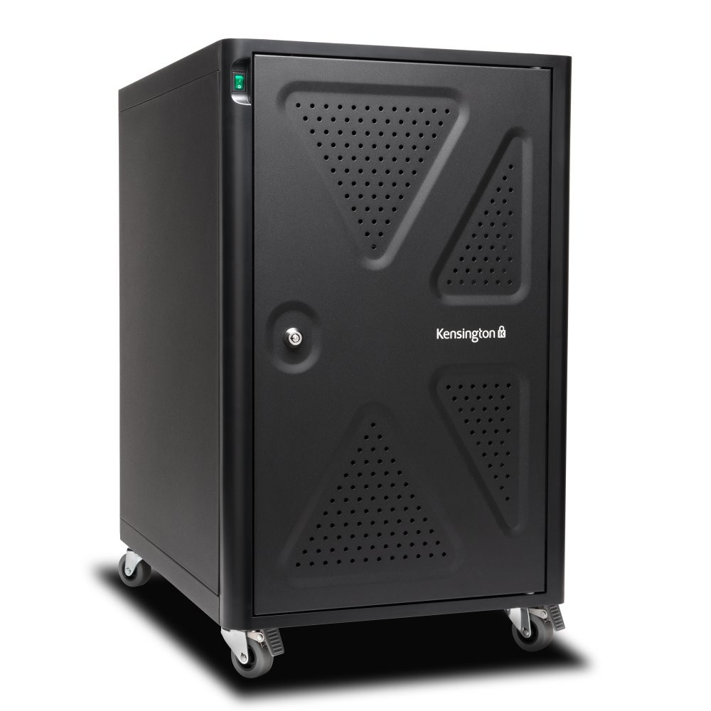 Kensington AC12 Security Charging Cabinet - Universal Device, 64415
