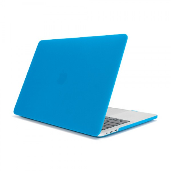 NewerTech NuGuard Snap-on Laptop Cover for 15-inch MacBook Pro (2016 - Current) - Light Blue, NWTNGSMBPC15LB