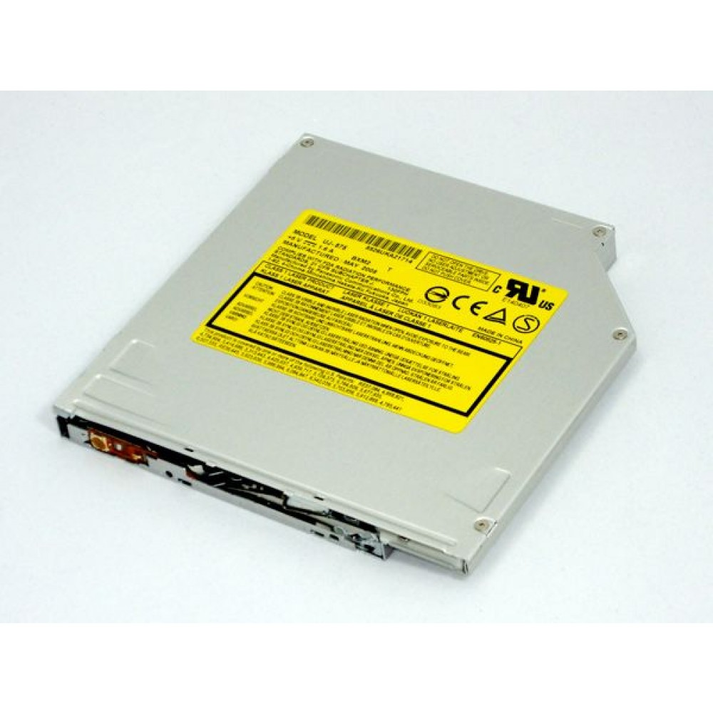 Panasonic UJ-875 Slim - Slot Loading DVD/CD Burner with Dual Layer Support for all PowerBook G4, all iBook G4, all Mac Mini and all Aluminum MacBook Pro 17""