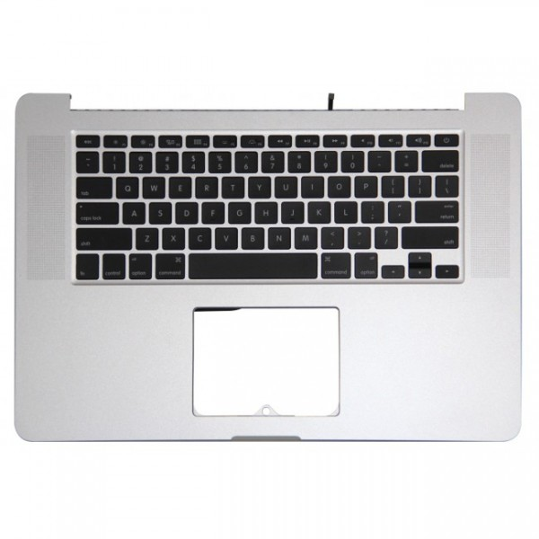 "Topcase with Keyboard for 15"" MacBook Pro Retina A1398 '12-'13, MPP-062"