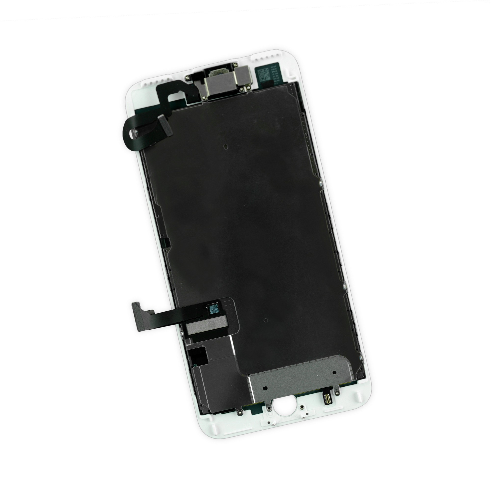 iPhone 7 Plus LCD Screen and Digitizer Full Assembly, New, Fix Kit - White, IF333-038-4
