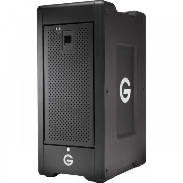 G-Technology 144TB 8-Bay (8 x 18TB) G-SPEED Shuttle XL Thunderbolt 3 RAID Array, GT0G108191