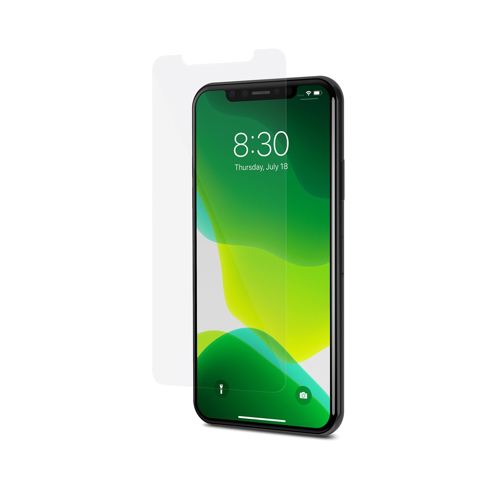 Moshi AirFoil Glass for iPhone 11 Pro / X / Xs - Clear, 99MO076014