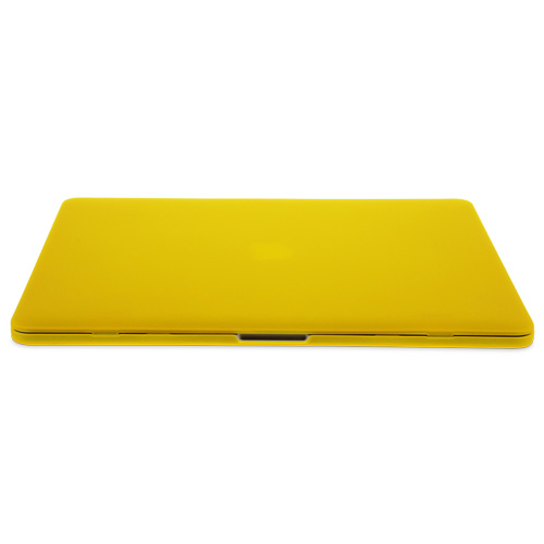 NewerTech NuGuard Snap-On Laptop Cover for MacBook Pro with Retina Display 15-Inch Models - Yellow, NWT-MBPR-15-YL