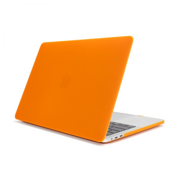 "NewerTech NuGuard Snap-on Laptop Cover for 15"" MacBook Pro (2016 - Current) - Orange, NWTNGSMBPC15OR"