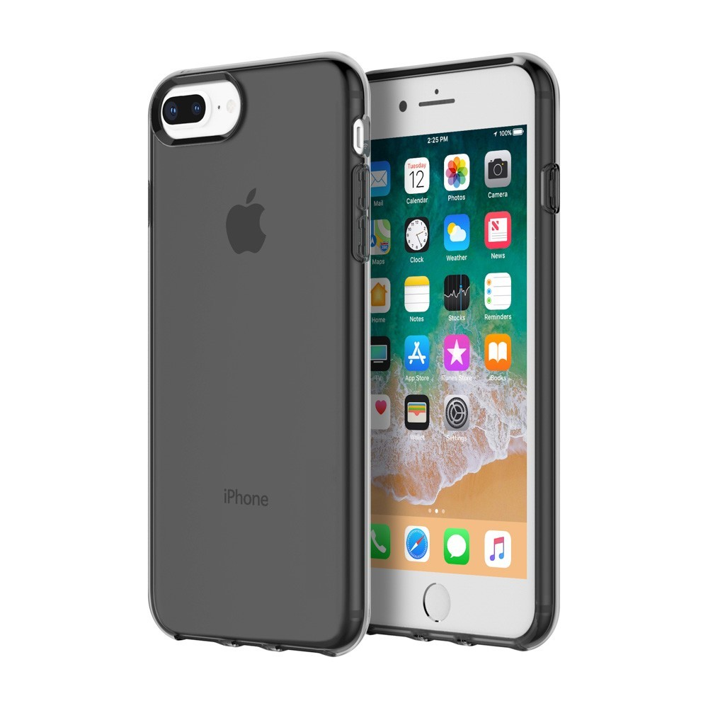 **DISCONTINUED** Incipio NGP Pure Slim Polymer Case for iPhone 7+/8+ - Black, IPH-1506-BLK