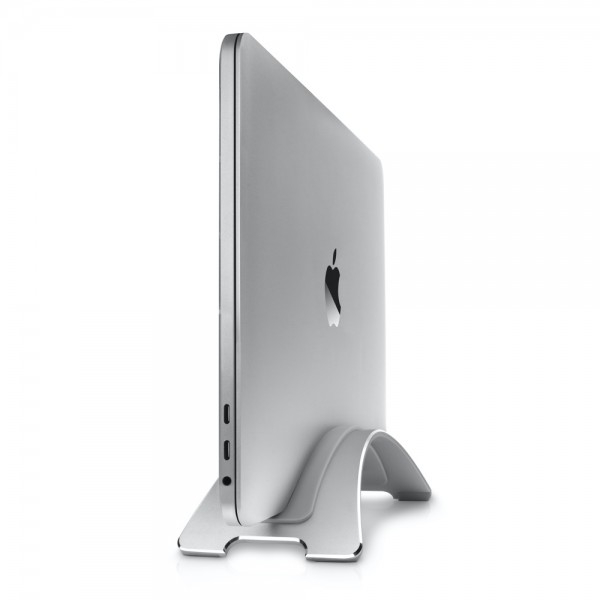 Twelve South BookArc for MacBook/Pro w USB-C - Silver, 12-2004