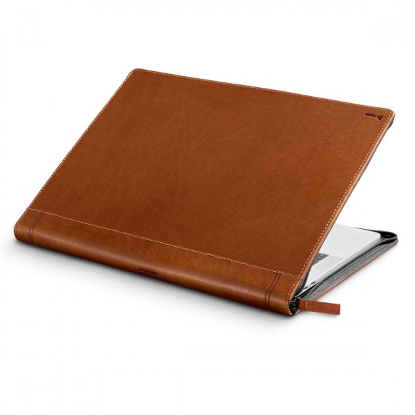"Twelve South Journal for MacBook Pro 15"" (USB-C / Thunderbolt 3) - Cognac, 12-1807"