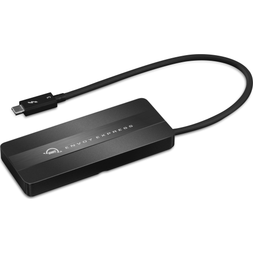 OWC Envoy Express Thunderbolt 3 Bus-Powered Enclosure for M.2 NVMe SSD