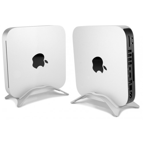 NewerTech NuStand Alloy: Desktop Stand for Apple Mac mini Apple Mac mini 2010 to Current