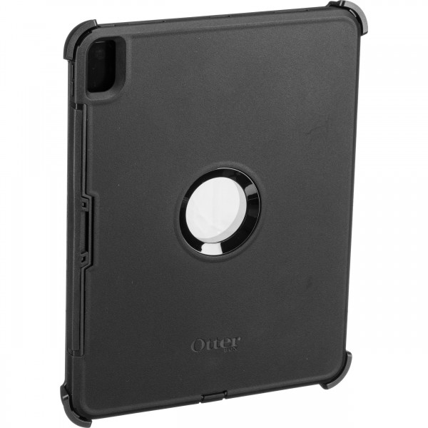 "OtterBox Defender Case for 12.9"" Apple iPad Pro (3rd Gen) - Black, 77-60989"