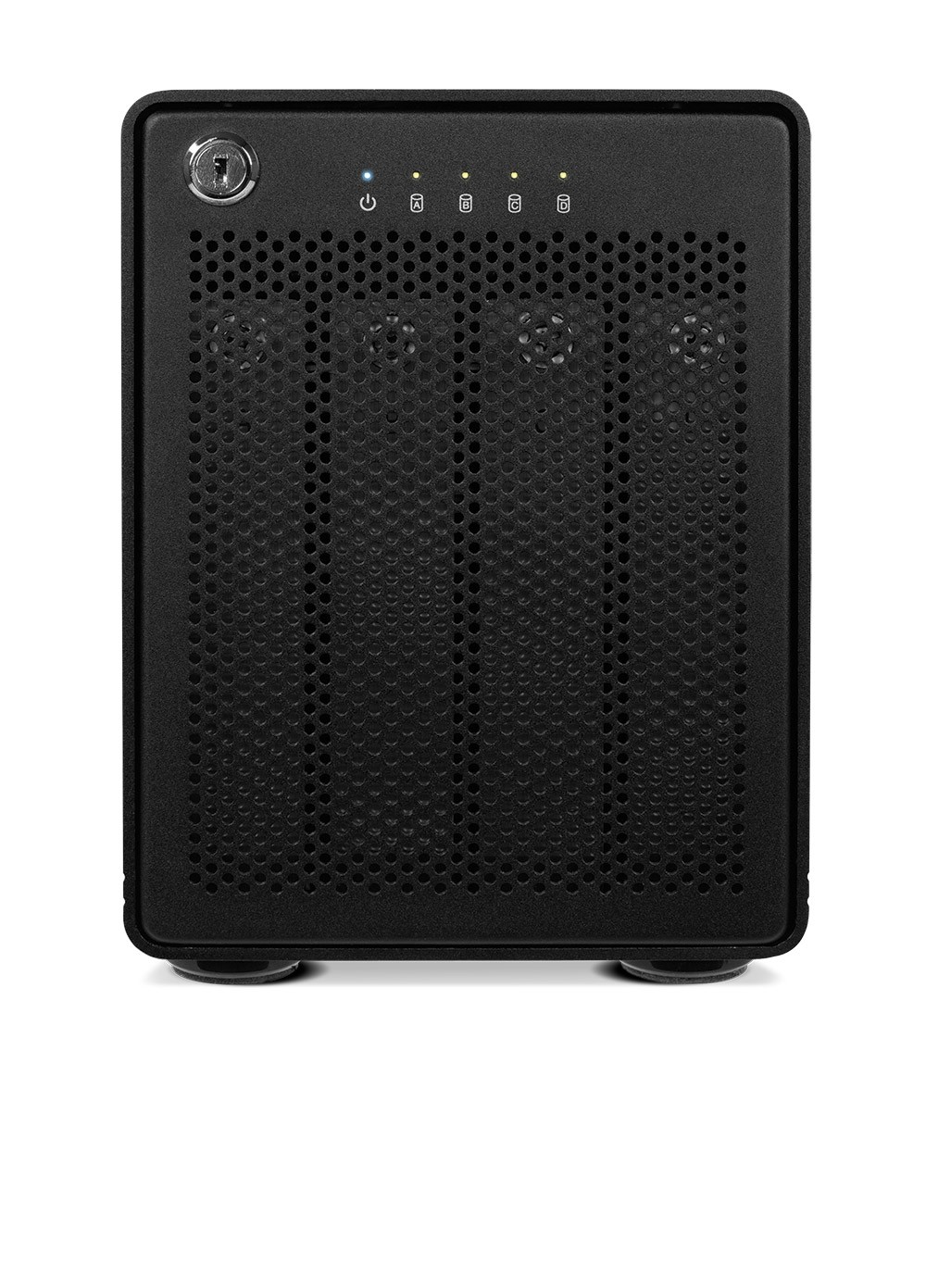 24TB OWC ThunderBay 4 RAID 5 4-Drive Enterprise HDD Storage Solution with Dual Thunderbolt 2 Ports, OWCTB2SRE24.0S