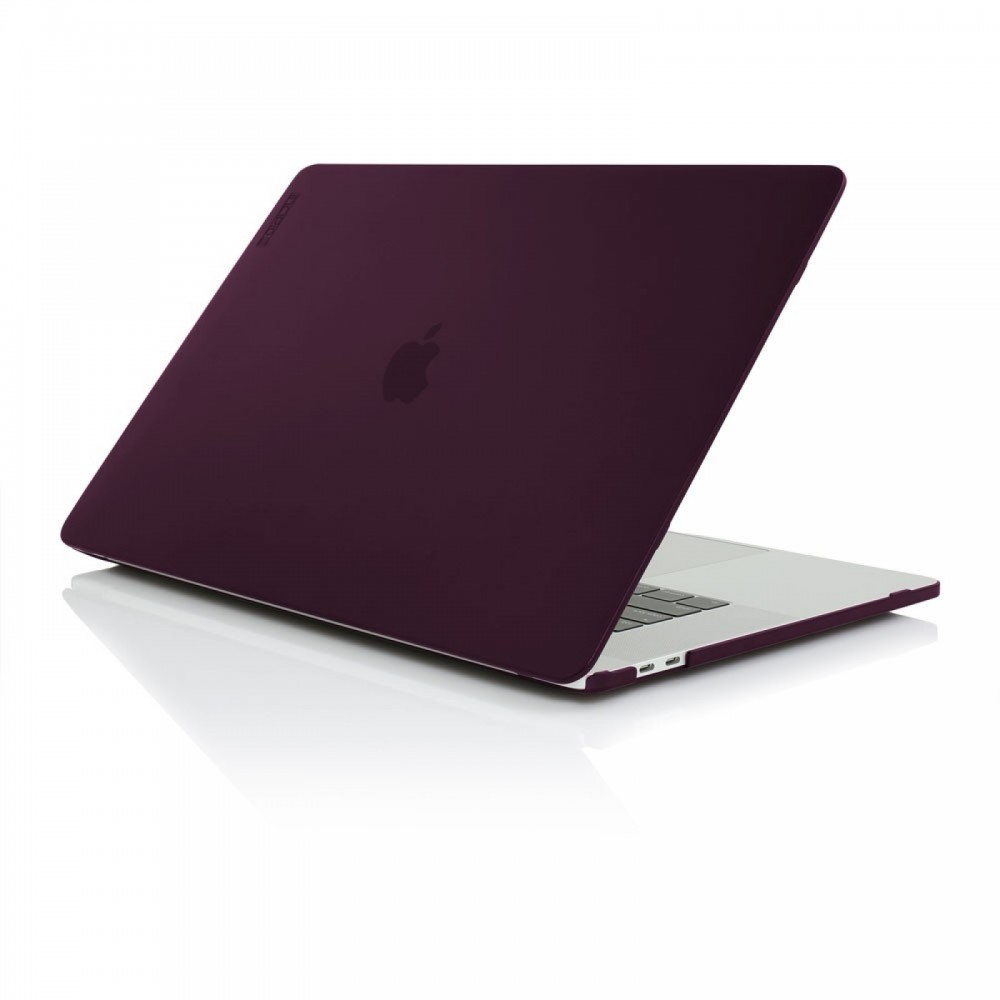 Incipio Feather Ultra Thin Snap-On Case for MacBook Pro 15In (2016) - Raspberry, IM-297-RBY