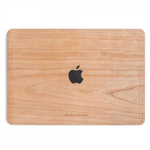 "Woodcessories EcoSkin Wood Case for MacBook 15"" - Cherry, eco165"