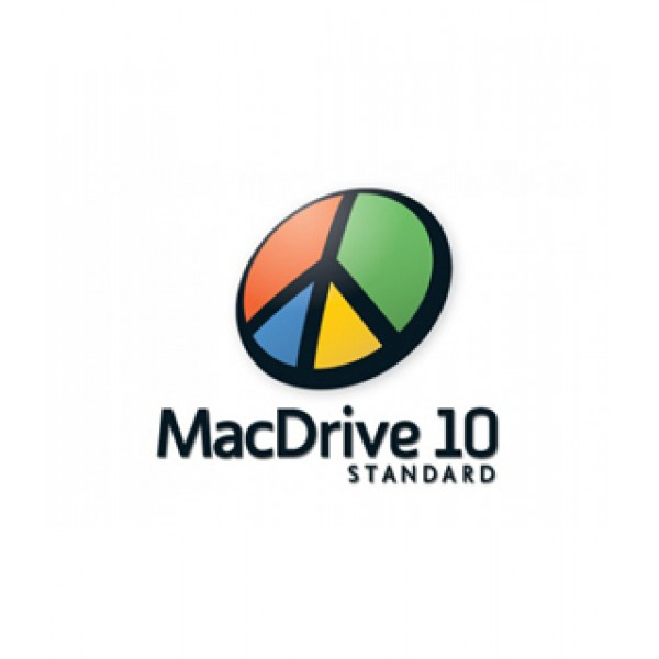 MediaFour MacDrive 10 Standard - Digital Download, MEDMD10STDDDLSR