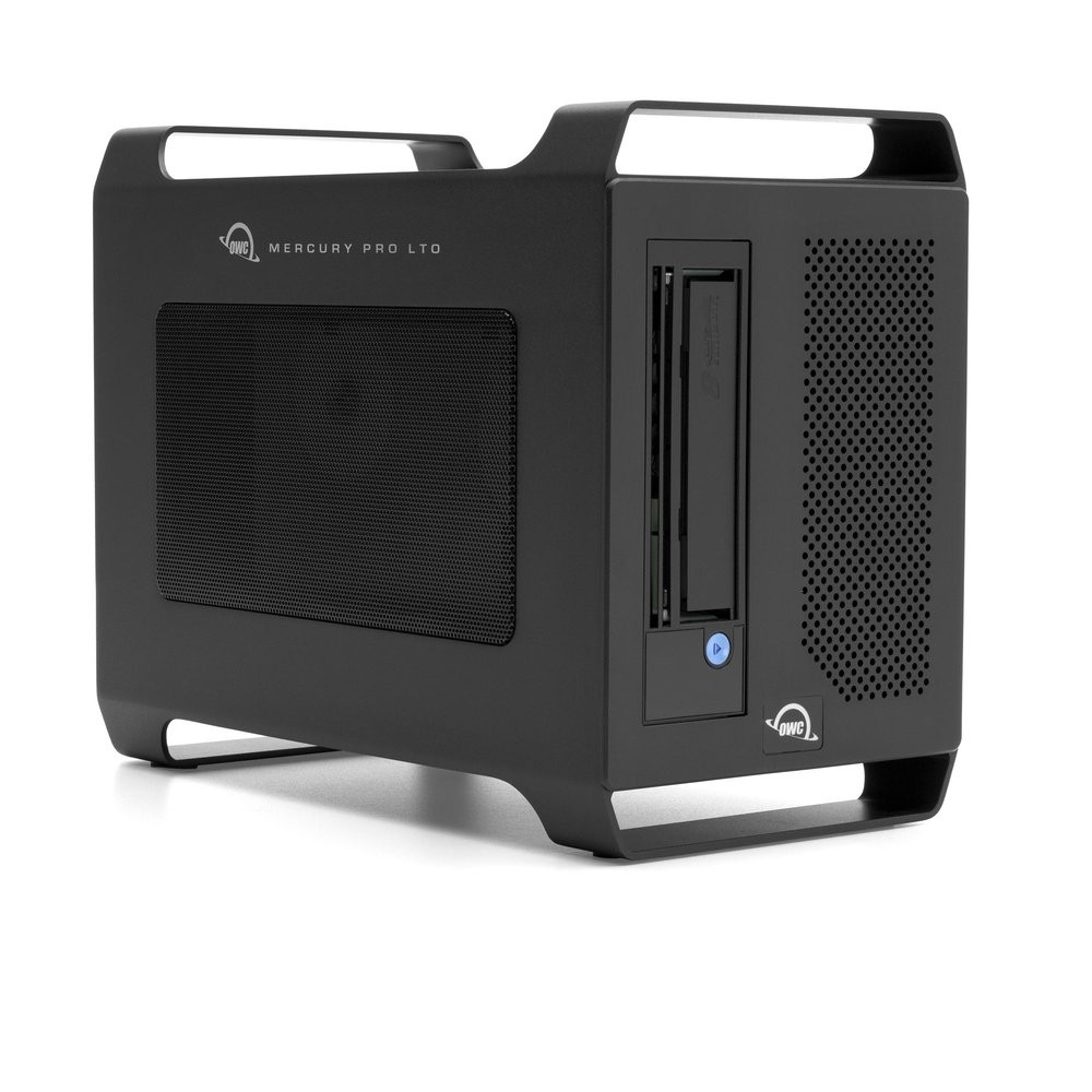 OWC Mercury Pro LTO LTO-8 Thunderbolt Tape Storage/Archiving Solution with ArGest Backup Software, OWCTBLTMP8A000