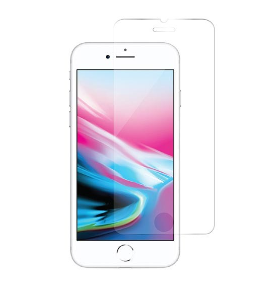 Kanex Glass Screen protector for iPhone 8 Plus, 7 Plus, 6s Plus, 6 Plus, K184-1258-876P