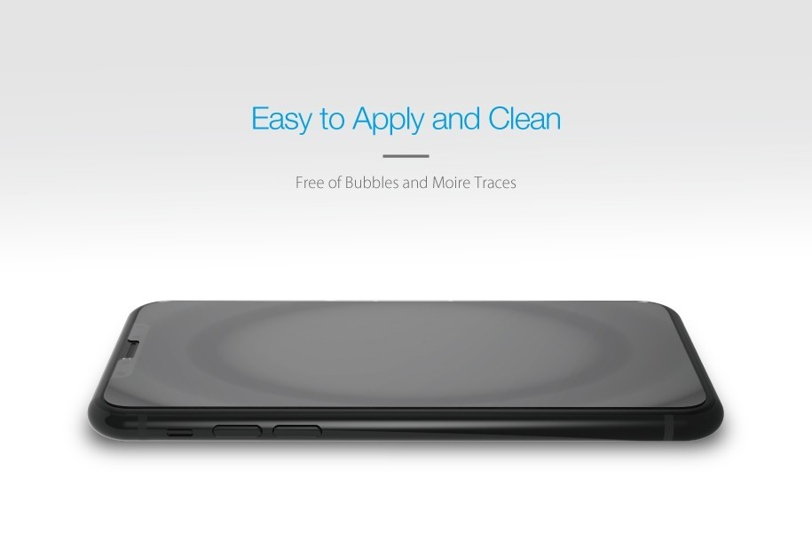 **DISCONTINUED** Xkin Tempered Glass Screen Protector - iPhone X / XS, SP-558