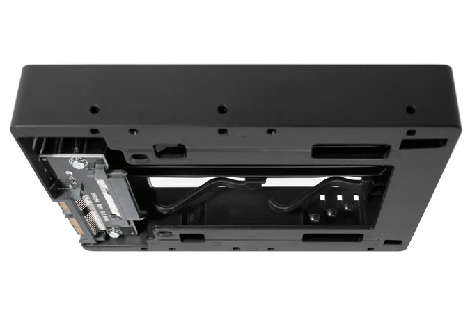 """Icy Dock 2.5"""" to 3.5"""" SATA/SSD HDD Converter Tray, ID-MB882SP"""