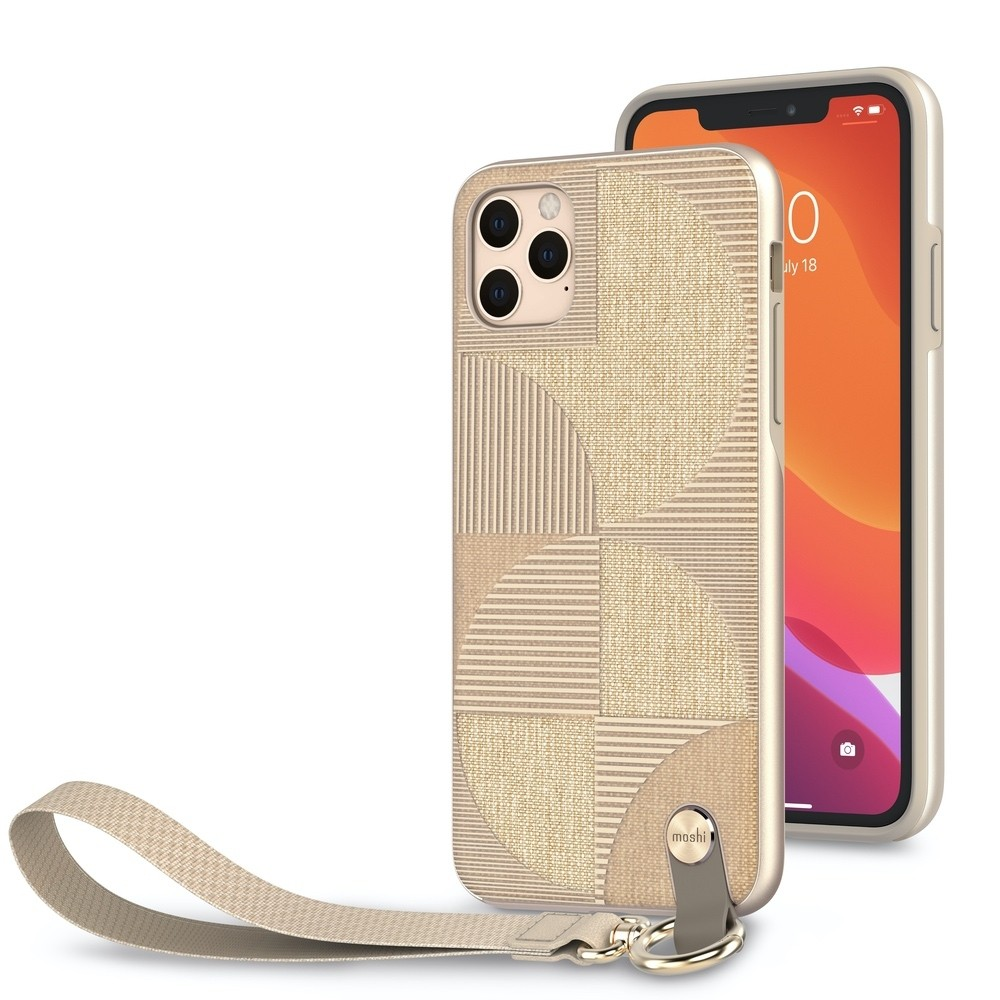 Moshi Altra for iPhone 11 Pro Max (SnapTo) - Beige, 99MO117305