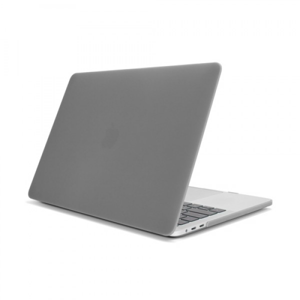 "NewerTech NuGuard Snap-on Laptop Cover for 12"" MacBook (2015 - Current) - Gray, NWTNGSMBC12GY"