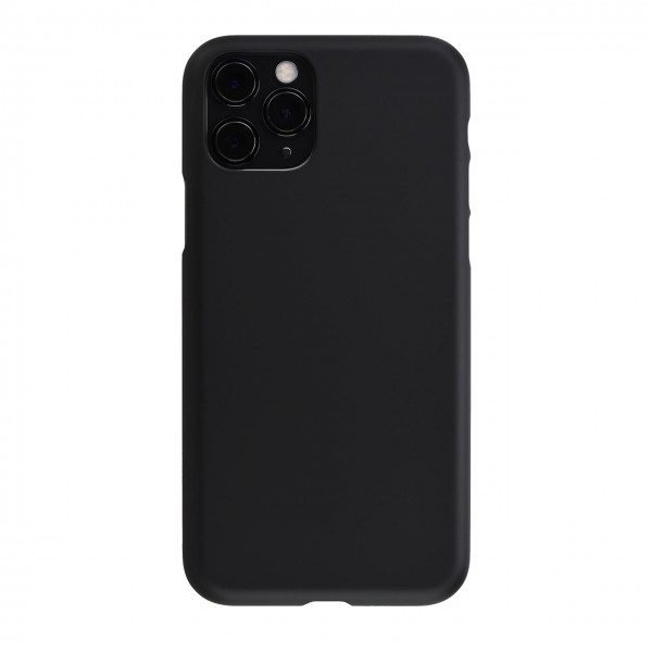 Power Support - Air Jacket for iPhone 11 Pro - Rubberised Black, PSSY-72