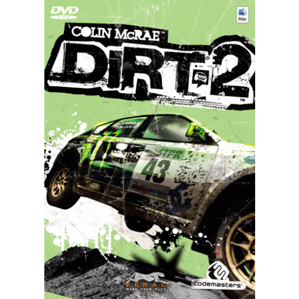 DIRT 2 for Mac