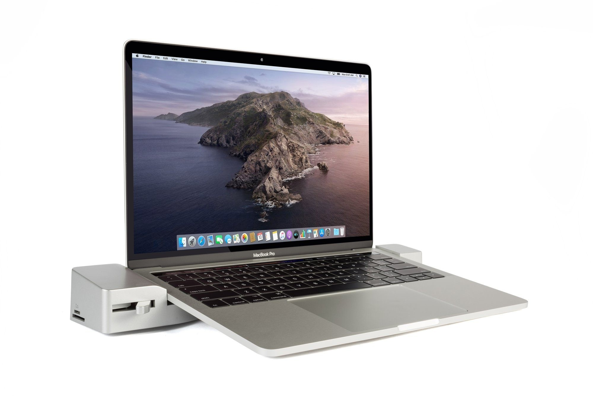 LandingZone Docking Station for 13-inch MacBook Pro with Touch Bar and 4 USB-C Ports, LZ021U